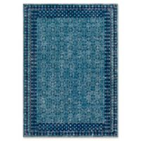 Style Statements by Surya Lansdale 5-Foot 3-Inch x 7-Foot 3-Inch Area Rug in Aqua