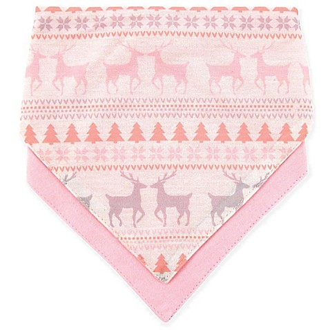 Rising Star™ Fair Isle Reversible Bib in Multi