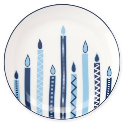 Lenox® Festival Of Lights Candle Dessert Plate