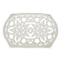 Le Creuset® Deluxe 10.5-Inch Oval Trivet in White