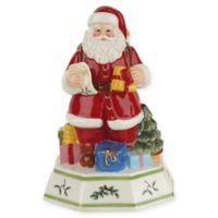 Spode®Christmas Tree Santa Musical Figurine