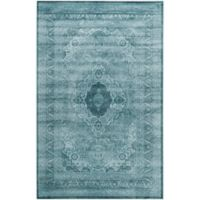 Safavieh Vintage 8-Foot x 11-Foot Area Rug in Blue
