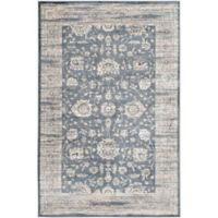 Safavieh Vintage Catherine 5-Foot 1-Inch x 7-Foot 7-Inch Area Rug in Grey/Cream