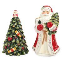 Spode® Christmas Tree 2017 Salt and Pepper Set