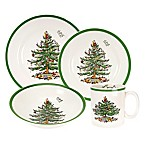 Spode® Christmas Tree 16-Piece Dinnerware Set