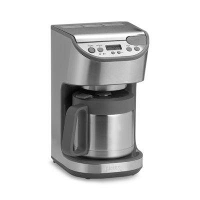 Bed Bath And Beyond Thermal Coffee Maker : Krups Thermal 10-Cup Drip Coffee Machine - Bed Bath & Beyond