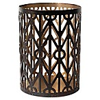 WoodWick® Geometric Petite Candle Holder