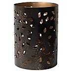 WoodWick® Glowing Leaf Petite Candle Holder
