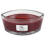 WoodWick® HearthWick Flame® Large Apple Crisp Candle