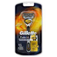Gillette® Fusion® ProShield™ 1-Count Men's Flexball® Handle Razor