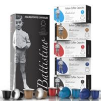 Battistino 100-Count Variety Pack Espresso Capsules
