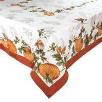 Bardwil Linens Cedar Grove 60-Inch x 140-Inch Oblong Tablecloth