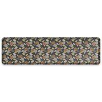 GelPro® NewLife® Origami 20-Inch x 72-Inch Designer Comfort Mat in Smokey Night