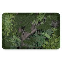 GelPro® NewLife® Country Camo 20-Inch x 32-Inch Designer Comfort Mat in Green/Black