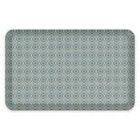 GelPro® NewLife® Allegro 20-Inch x 32-Inch Designer Comfort Mat in Misty Blue