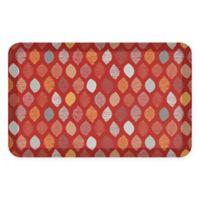 NewLife® By GelPro® Suri 20-Inch x 32-Inch Designer Comfort Mat in Red Poppy