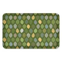 GelPro® NewLife® Suri 20-Inch x 32-Inch Designer Comfort Mat in New Green