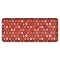 GelPro® NewLife® Suri 20-Inch x 48-Inch Designer Comfort Mat in Red Poppy