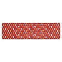 GelPro® NewLife® Suri 20-Inch x 72-Inch Designer Comfort Mat in Red Poppy