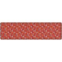 NewLife® By GelPro® Suri 30-Inch x 108-Inch Designer Comfort Mat in Red Poppy