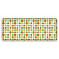 GelPro® NewLife® Orbit 20-Inch x 48-Inch Designer Comfort Mat in Citrus