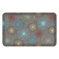 GelPro® NewLife® Carousel 20-Inch x 32-Inch Designer Comfort Mat in Dusty Grey