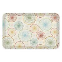 GelPro® NewLife® Carousel 20-Inch x 32-Inch Designer Comfort Mat in Cream