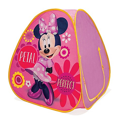 Playhut 174 Disney 174 Minnie Mouse Hideaway Pop Up Tent