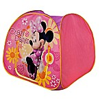 Playhut® Disney® Minnie Mouse Dazzling Cottage Tent  sc 1 st  buybuy BABY & Playhut® Disney® Minnie Mouse Cottage Pop-Up Tent - buybuy BABY