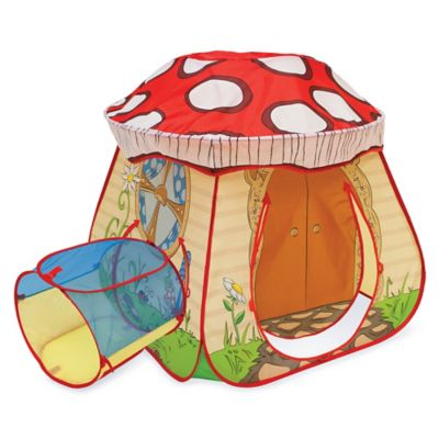 Playhut® Play Village Mushroom House Play Tent  sc 1 st  Bed Bath u0026 Beyond & Buy Baby Play Tent from Bed Bath u0026 Beyond