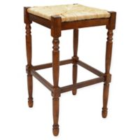 Carolina Cottage Hawthorne 30-Inch Bar Stool in Chestnut
