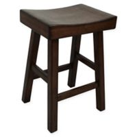 Carolina Cottage Colborn Counter Stool in Espresso
