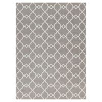 KAS Retreat Layla 3-Foot 3-Inch x 5-Foot 7-Inch Area Rug in Grey