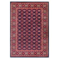 Surya Poulton Classic Border 2-Foot x 3-Foot Accent Rug in Red