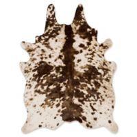 Surya Algonquin 5-Foot x 6-Foot 6-Inch Area Rug in Dark Brown