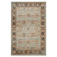 Safavieh Vintage Mariel 5-Foot 1-Inch x 7-Foot 7-Inch Area Rug in Light Blue/Brown