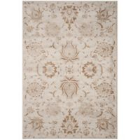Safavieh Vintage Cameron 6-Foot 7-Inch Area Rug in Camel/Cream