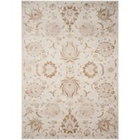 Safavieh Vintage Cameron 8-Foot x 11-Foot Area Rug in Camel/Cream