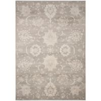 Safavieh Vintage Cameron 8-Foot x 11-Foot Area Rug in Grey/Ivory