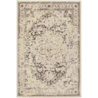 Surya Everton Border 8-Foot 10-Inch x 12-Foot 9-Inch Area Rug in Mocha