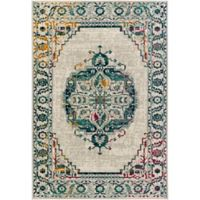Surya Everton Classic Medallion 8-Foot 10-Inch x 12-Foot 9-Inch Multicolor Area Rug