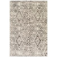 Surya Everton Global Diamonds 5-Foot 3-Inch x 7-Foot 3-Inch Area Rug in Taupe