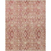 Surya Everton Global Diamonds 7-Foot 10-Inch x 9-Foot 10-Inch Area Rug in Red