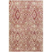 Surya Everton Global Diamonds 8-Foot 10-Inch x 12-Foot 9-Inch Area Rug in Red