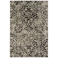 Surya Everton Damask Medallions 5-Foot 3-Inch x 7-Foot 3-Inch Area Rug in Light Grey