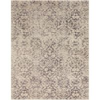 Surya Everton Damask Medallions 7-Foot 10-Inch x 9-Foot 10-Inch Area Rug in Camel