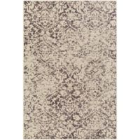 Surya Everton Damask Medallions 8-Foot 10-Inch x 12-Foot 9-Inch Area Rug in Camel