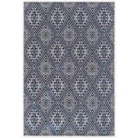 Surya Everton Global 5-Foot 3-Inch x 7-Foot 3-Inch Area Rug in Violet