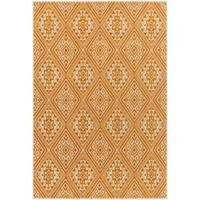 Surya Everton Global 8-Foot 10-Inch x 12-Foot 9-Inch Area Rug in Burnt Orange