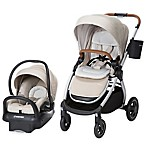 Maxi-Cosi® Adorra Travel System Silver Frame in Nomad Sand